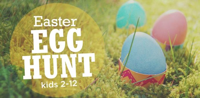 Church Easter Egg Hunt